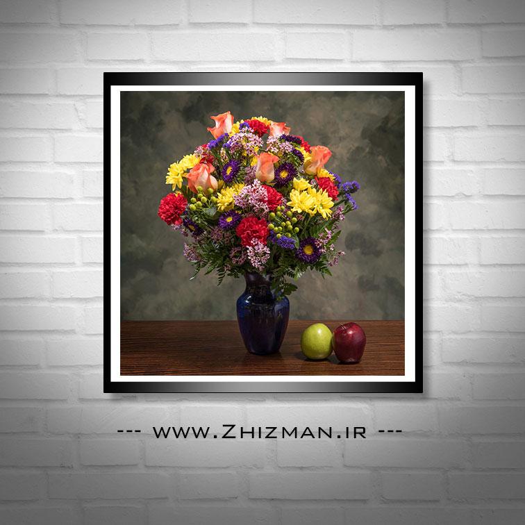 عکس گلهای رنگارنگ و زیبا