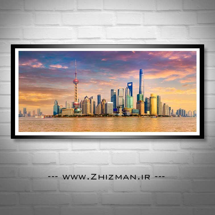 عکس شهر شانگهای چین