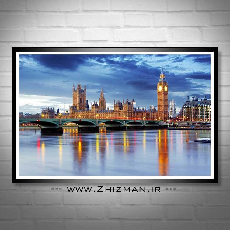عکس ساعت بیگ بن لندن